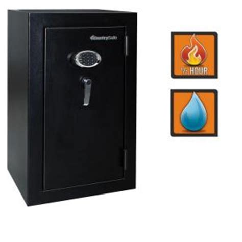Home Depot Electronic Lock by Sentrysafe 4 7 Cu Ft Electronic Lock Safe Ef4738e