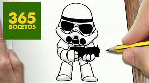 imagenes de darth vader kawaii como dibujar soldado imperial kawaii paso a paso dibujos