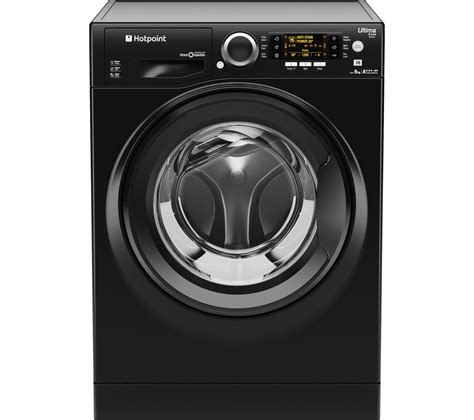 black machine buy hotpoint ultima s line rpd9467jkk washing machine black free delivery currys