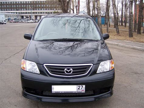 how petrol cars work 2000 mazda mpv electronic toll collection used 2000 mazda mpv photos 2500cc gasoline ff automatic for sale