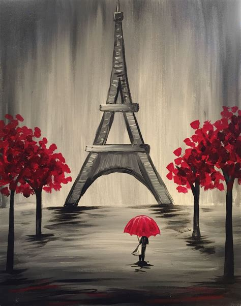 25 best ideas about eiffel tower painting on painting and eiffel