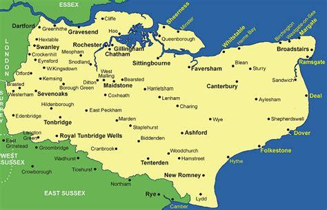 map uk kent kent chartered surveyors for building or property surveys