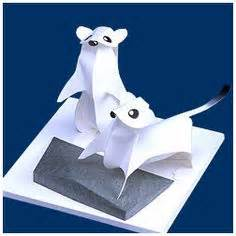 Origami Weasel - 1000 images about year 6 classes stoats goshawks