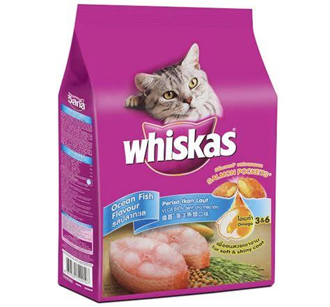 Catfood 2 4kg whiskas cat food pocket fish 1 4 kg dogspot