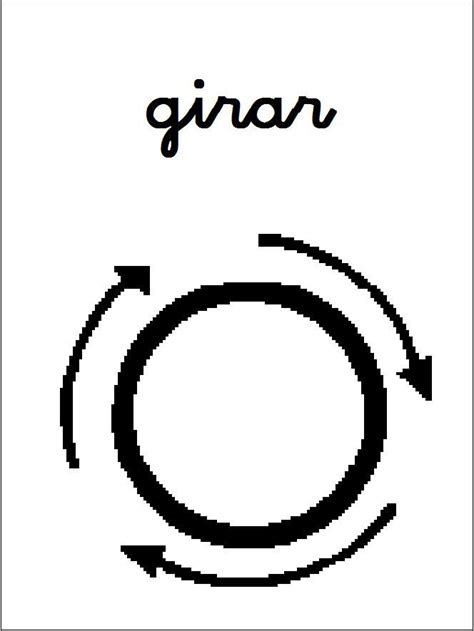 imagenes en blanco y negro de verbos girar wchaverri s blog
