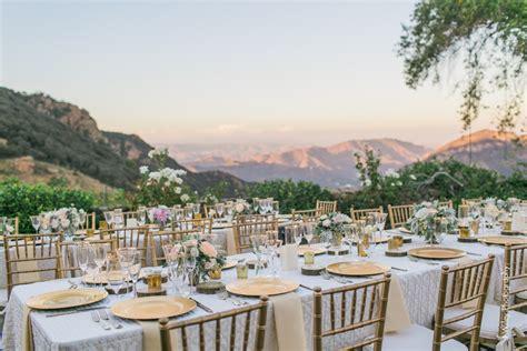 malibu winery wedding venues cady page vineyard wedding at saddlerock ranch malibu
