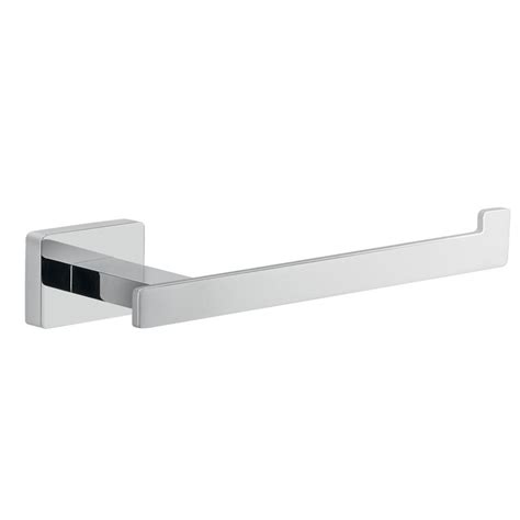 modern toilet paper holder gedy 4424 13 by nameek s atena modern polished chrome