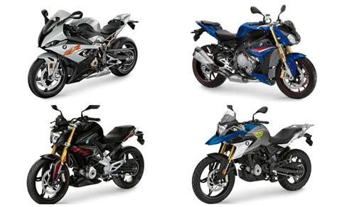 bmw motorrad updates select models   carandbike
