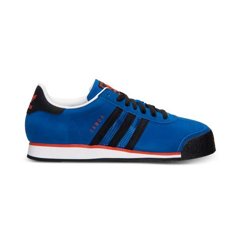 Adidas Slop Xiun Black Slip On Casual Formal Kets Sneakers Kerja adidas mens samoa casual sneakers from finish line in blue for lyst