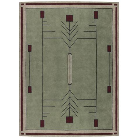 Prairie Style Rugs prairie stickley rug