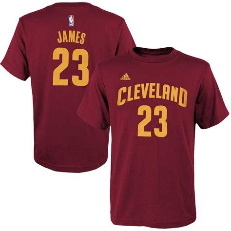 lebron james fan gear 30 adidas cleveland cavs lebron james jersey shirt