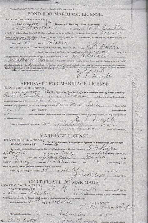 Marriage Records Arkansas Green Berry Holder Marriage Records After Toil Comes Rest Genealogy