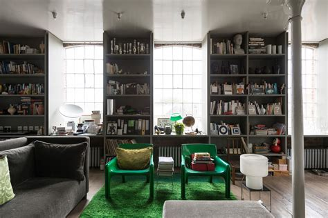 Ilse Crawford's Victorian Warehouse Home in London. Ilse Crawford