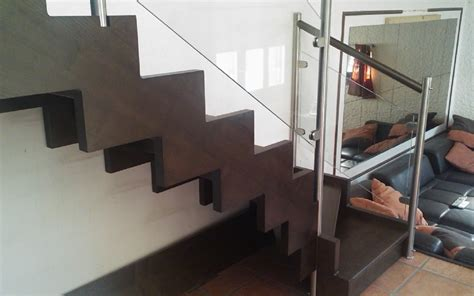 Escalier Blanc Et Bois 520 by Escaliers Deparis 77 Escaliers En Bois Sur Mesure Ile De