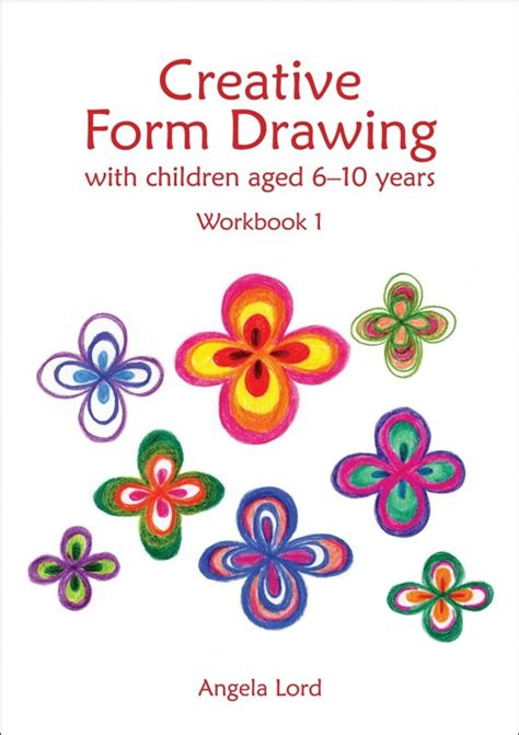 creative form drawing with children aged 6 10 years