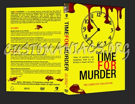 A Time For Murder dvd covers labels by customaniacs view single post