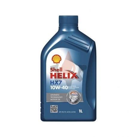 Shell Helix Hx7 1l shell helix hx7 10w 40 1 l