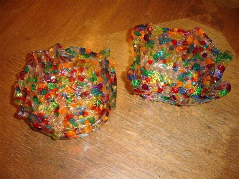 melted bead bowl melted pony crafts car interior design