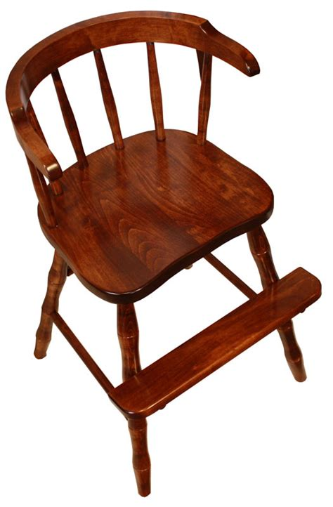 Youth Dining Chair Youth Dining Chair Amish Chairs Youth High Chair Arm Side Dining Booster Seat Furniture Solid