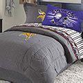 vikings comforter american footbal minnesota vikings queen size bedding
