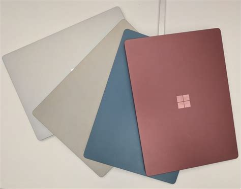 color laptops microsoft surface laptop on taking on apple