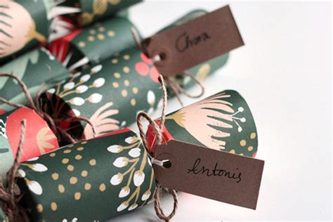 11 more diy christmas crackers snap cracker and pop