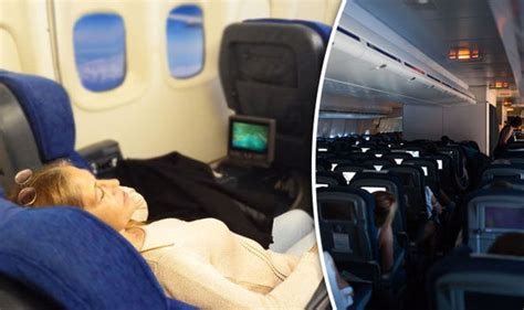 no recline seats on plane flight attendant debates if it is rude to recline your
