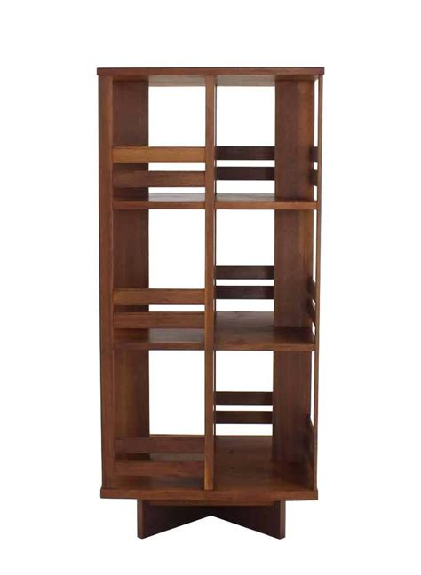 modern bookshelves for sale revolving mid century modern bookcase for sale at