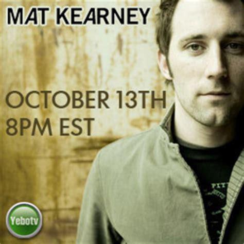 Mat Kearney In The by Mat Kearney Images Mat Kearney Yebotv Wallpaper And