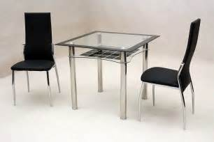 Dining Table Black Glass Heartlands Jazo Black Glass Dining Table With 2 Chairs Blue Interiors