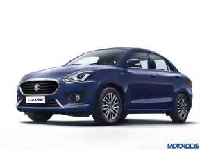Maruti Suzuki Dzire New Maruti Suzuki Dzire Revealed Launch In May 2017