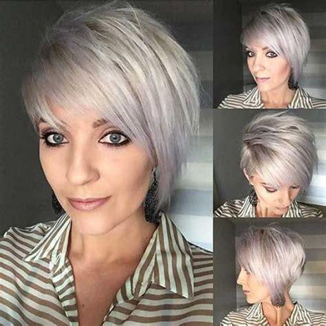 funky asymmetrical haircut style for older women 341 best images about my hair style on pinterest short