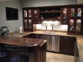 Remodeling Bathrooms Ideas by Dunn Bar And Basement Traditional Basement