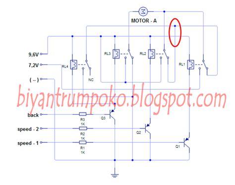 Remote Switch 4 Jalur biyant rumpoko modifikasi speed mobil rc qd 4relay