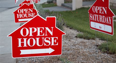 selling your home is an open house still a must do the