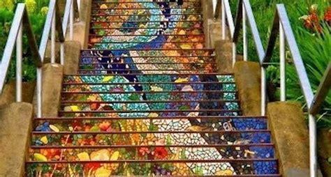 mosaico con piastrelle rotte mosaico con mattonelle mattonelle