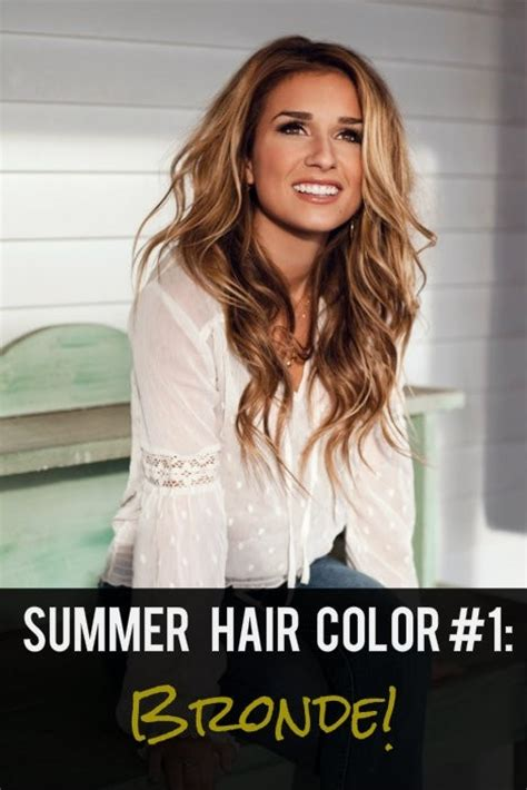 summer 2013 golden hair colors summer hair color trend bronde click for more summer