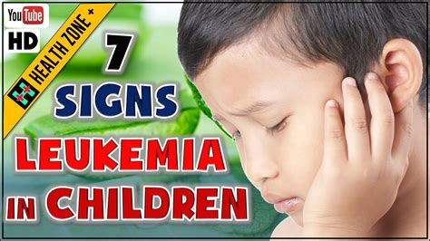 7 Signs That Your Child Is Developing An Disorder by 7 Symptoms Of Leukemia In Children Signs Of Leukemia