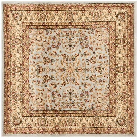 rug square safavieh lyndhurst gray beige 7 ft x 7 ft square area rug lnh214g 7sq the home depot
