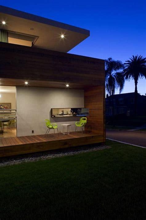 casa de estilo californiano construida  la vida al