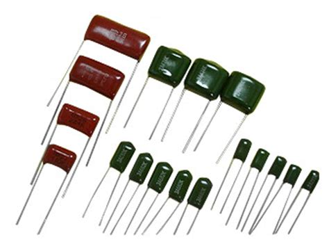 mylar capacitor image capacitor electronic