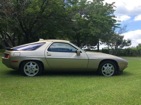 how to sell used cars 1985 porsche 928 engine control porsche 928 coupe 1985 gold for sale wp0jb0929fs861502 1985 porsche 928s 32 valve 4 cam 5 0 in