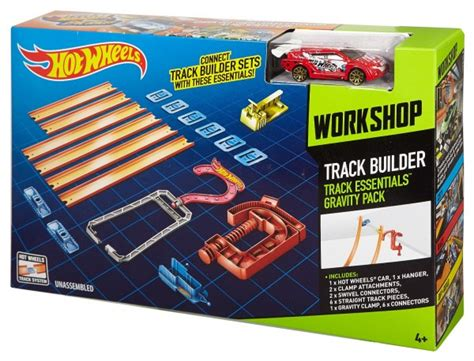 Track Builder Hotwheels Pack A wheels track builder track essentials gravity pack only 5 49 reg 10 99 become a