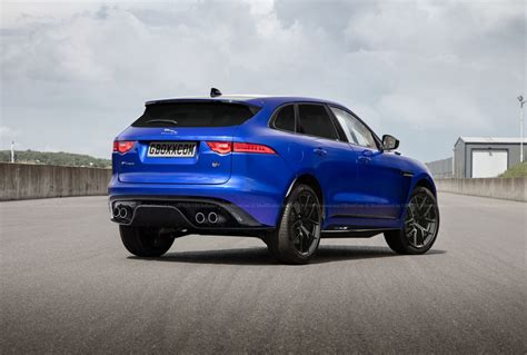 Jaguar Svr 2019 by 2019 Jaguar F Pace Svr Look High Resolution Photo Best