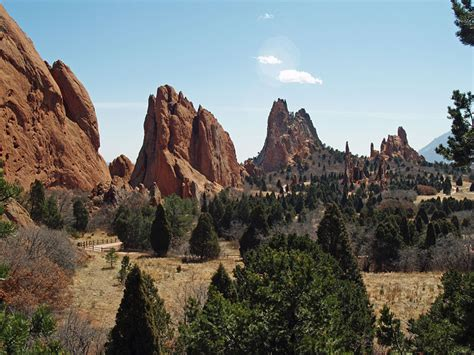 Garden Of The Gods Shuttle 5 Of The Most Beautiful Places In The World Right In The