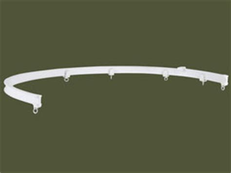 Flexible Curtain Pole Curtain Design