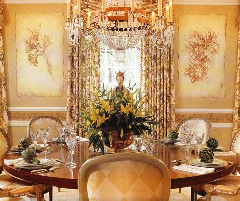 The Botanical Dining Room by Stockberger Gallery