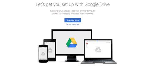 drive komputer cara install google drive pada komputer laptop os
