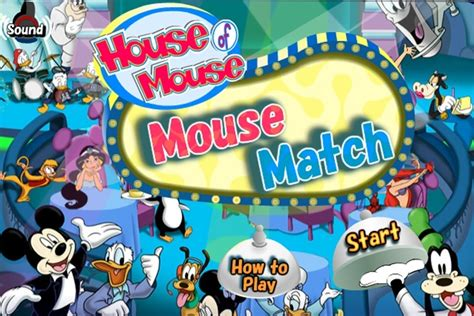 house of mouse games house of mouse mouse match game disney games games loon