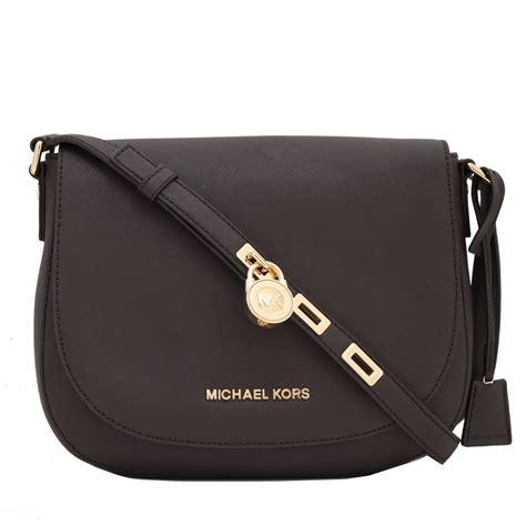 Tas Michael Kors Original Mk Selma Messenger Cement michael kors hamilton large saffiano leather messenger bag